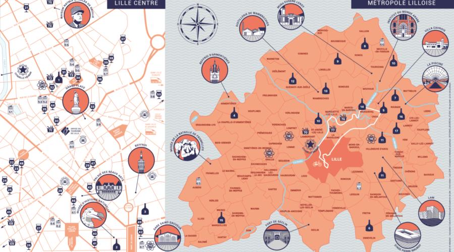 Le plein boom des activités bière à Lille