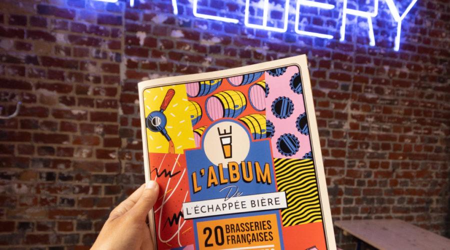 <strong></noscript>Article: L'album de l'Échappée Bière</strong>
